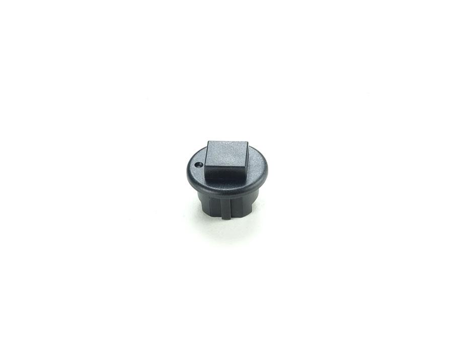 kurzer Verschlussknopf für Bohnenbehälter