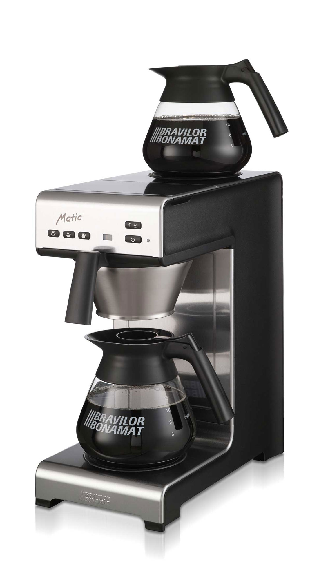 Bravilor Bonamat Matic 2 Filterkaffeemaschine mit Festwasseranschluß