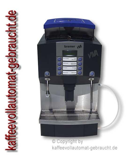 Gastronomie Kaffeemaschine Franke - Bremer Viva 400V/6.8kW