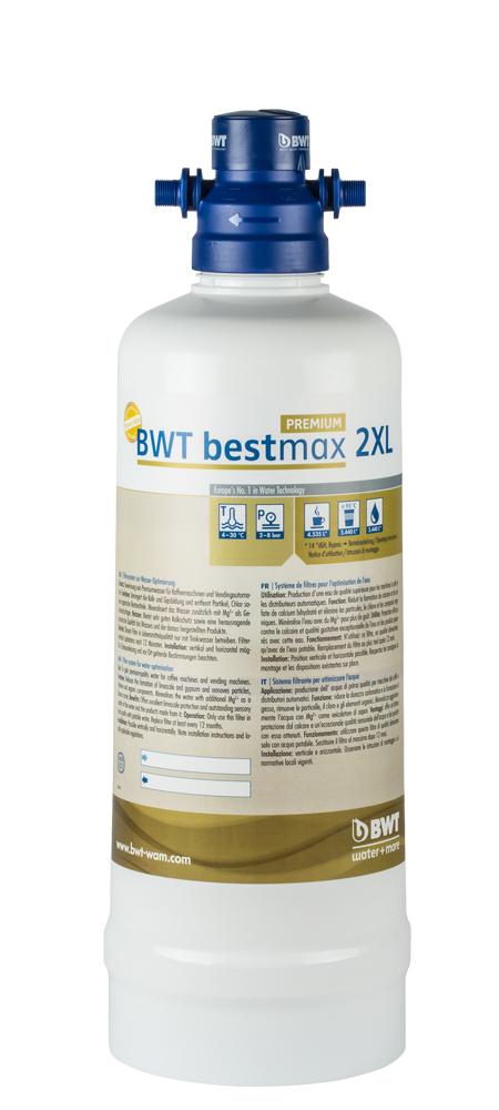 BWT bestmax PREMIUM 2XL Wasserfilter komplett